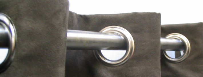 Eyelets For Curtains. Available Now | Hanolex