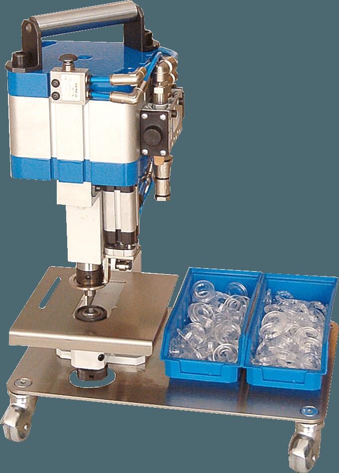Hanolex Pmj32 Pneumatic Eyelet Machine